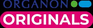 logo Organon ORIGINALS