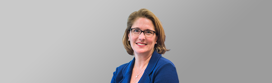Photo of Geralyn Ritter, Head of External Affairs & Corporate Governance